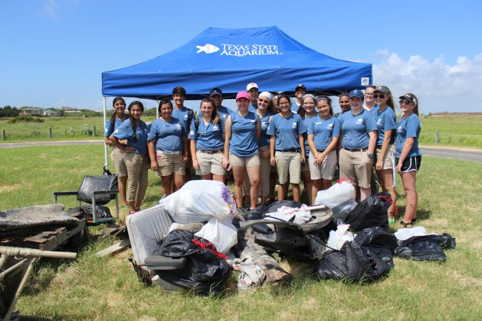 Aquateen-Beach-Cleanup